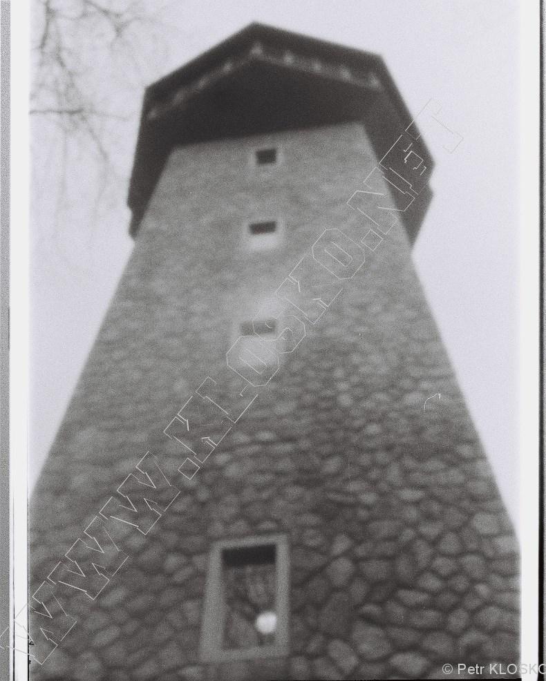 Detail - Dírková komora - fotky XI - Rozhledna Havířská bouda