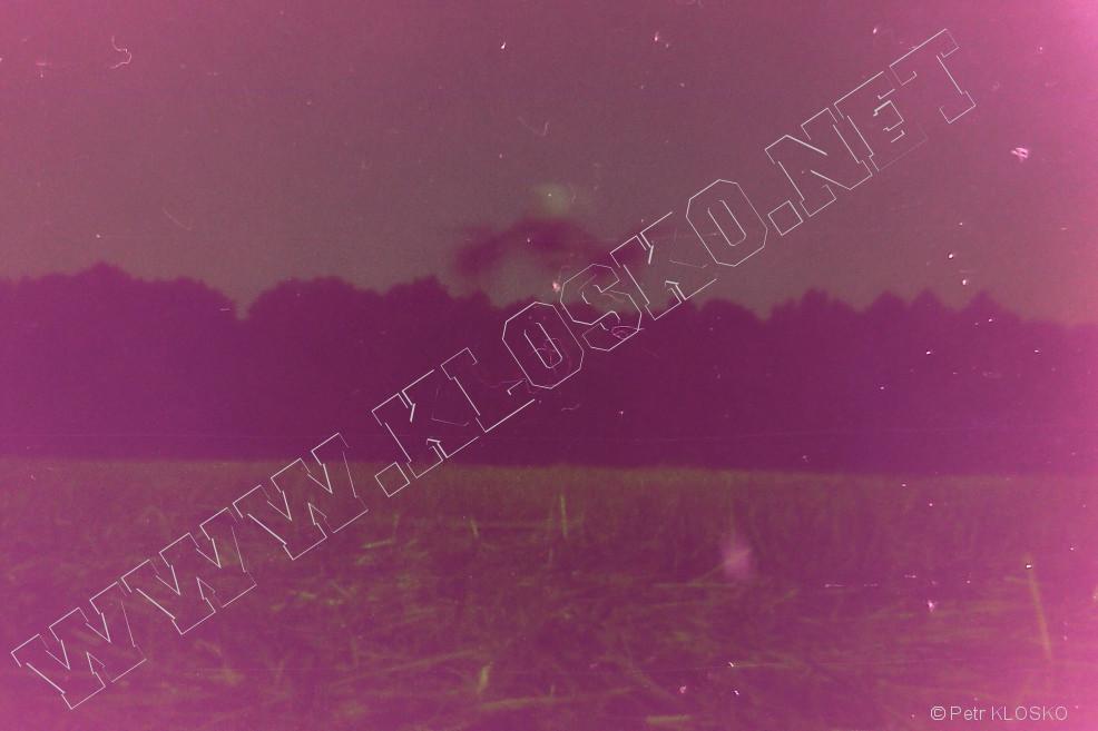 Detail - Dírková komora - fotky XIV - DJI Inspire 1 - Landing
